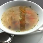 パネッテリアカンパーニア - スープ