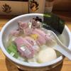中華そば 満鶏軒 - 料理写真:特製鴨中華そば 塩 ¥1100