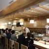 寿司幸 - 内観写真:一階席カウンター