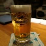 寿 - (2019/2月)生ビール
