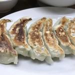 北海道ラーメン 来々軒 - 餃子