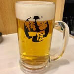 串屋横丁 - 生ビール