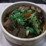 焼肉 蔵人 - スジの土手焼き