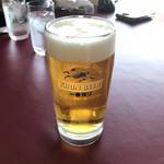 サンロイヤルゴルフクラブ - ●生ビール
