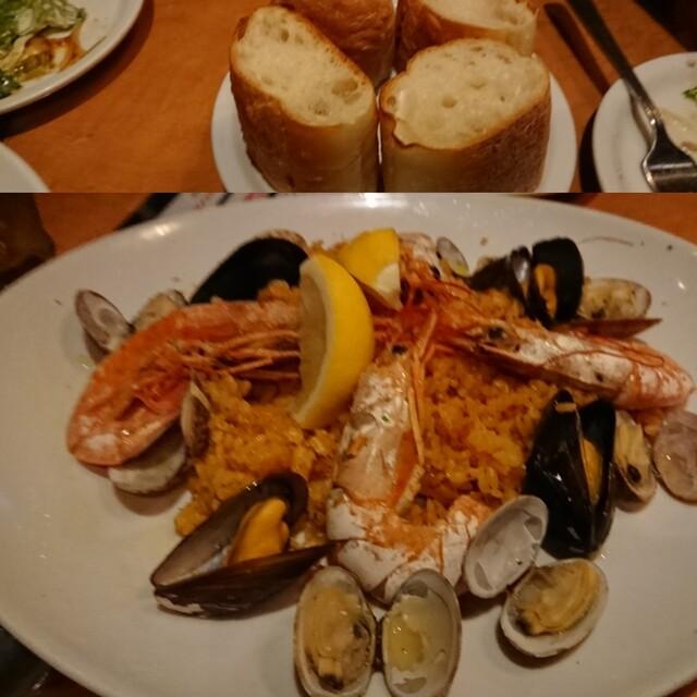 海浜幕張 スペイン料理