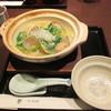 いらか - 料理写真:小松菜とキャベツの蛤酒蒸し