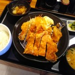 105326678 - 山賊焼き定食