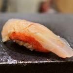 あま木 - 金目鯛炙り(銚子産)