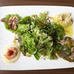ハーブ&農園レストラン PINOT - 前菜