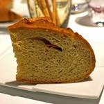 リストランテ ペガソ - 生ハムを練り込んだパン