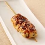 手作り れんこん鶏つくね串(たれ・塩)