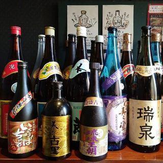 大人気☆約90種の単品飲み放題が1500円!!