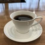 コンパルティール ヴァロール - コーヒーは450円です(2019.4.9)