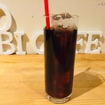 obi Hostel & CAFE BAR - アイスコーヒー 300円