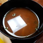 105337352 - 味噌汁
