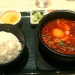 東京純豆腐 - 緑野菜純豆腐