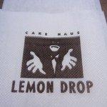 レモンドロップ - 昔から変わらないロゴ