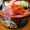 多七寿し - 料理写真:ランチ ちらし寿司