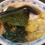 ラーメン大将 - 料理写真:ワンタン麺