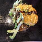 お好み焼本舗 - 料理写真:黄金焼きそば