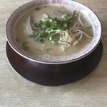 直ちゃんラーメン - 料理写真: