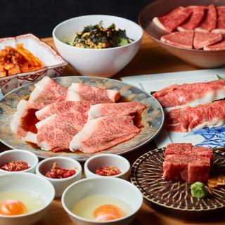 宴会コスパ◎個室焼肉和牛宴会人気!色々なお席を楽しむ!80席