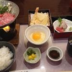 和風厨房 りゅう扇 - すき焼き御膳