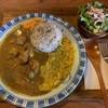 みどりのひつじ - 料理写真:チキンカレー
