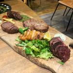 夜景×チーズ肉バル GARDEN - (2019.04)肉5種