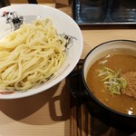 フジヤマ55 - 濃厚つけ麺 820円