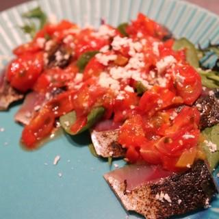 産地にこだわったお野菜で作るサラダ