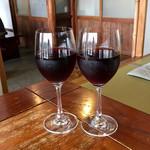 碧水園 - ワインでカンパチ