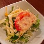 ニコニコ キッチン さんさん - セットのサラダ
