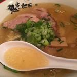 105364281 - 透明感のあるスープ