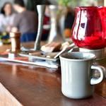 スケロク ダイナー - 【モーニングセット@800円】ホットコーヒー