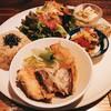 玄米カフェ 実身美  - 料理写真:日替わり健康ごはん 900円(税別)