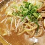 越後秘蔵麺 無尽蔵 -