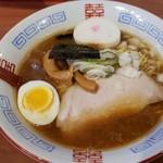 Kokuminshokudou - 魚介パンチAKRノーマル(750円)です。