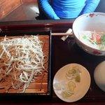 長寿庵 渡邊 - とろろ付け汁蕎麦