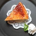 Fuwarin - 自家製チーズケーキ