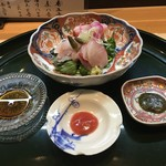 高麗橋桜花 - お造り