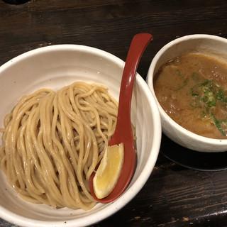 製麺処 蔵木 - 料理写真:牛モツつけ麺  870円(2019/4/9)