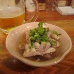 鶏や いわさき - 料理写真:もつ煮込み