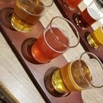 ビア セラー サッポロ - NEWTOWN PIPIN/サワーフラワー/清酒