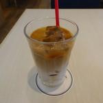 トースティーズ - カフェラテアイス