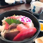 せとうち海の駅 - 特別海鮮丼