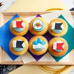 ベラズ カップケーキ - 【4月〜5月】こどもの日カップケーキBOX