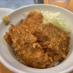 ほっぺ家はなれ 斗香庵 - 料理写真:タレかつ丼