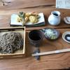 まえ弥ま - 料理写真:天ぷらは、鱧、蓮根、海老、舞茸、⁈