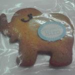 パティスリー ヒロ - 象型クッキー